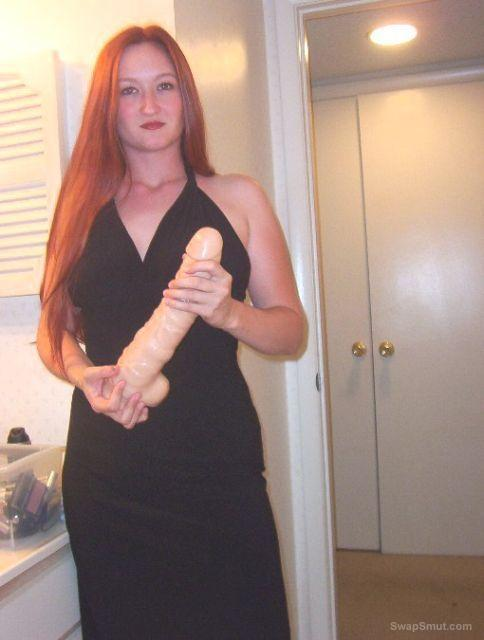 MILF AND HER TOY