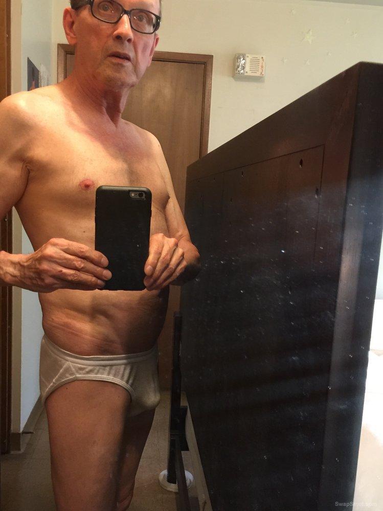 Exposed Panty Waist Faggot