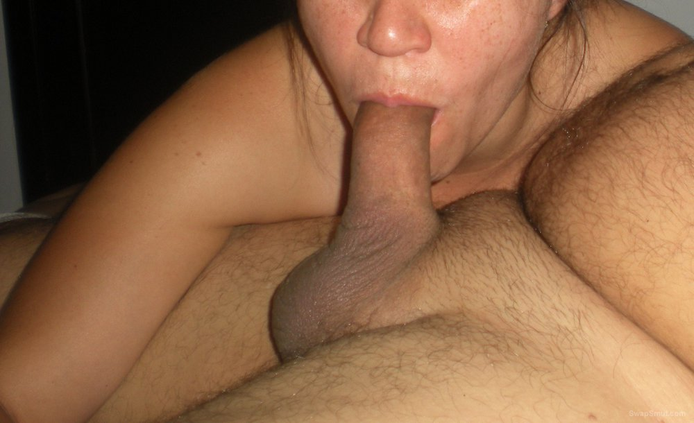Cock house sucking wife