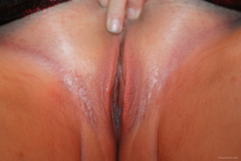 The wifes sexy, tight pussy