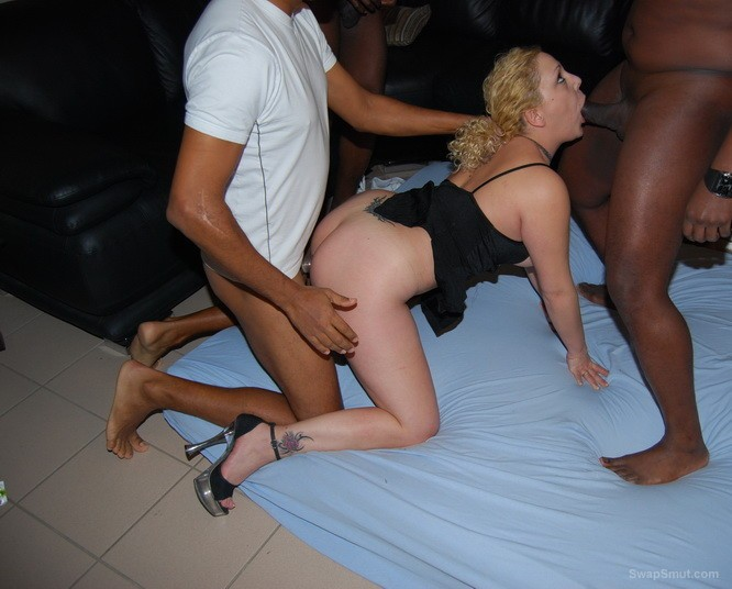 BBC LOVER GROUPSEX SWINGERS