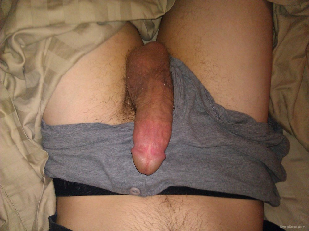 Hard cock ready to blow a hot thick load of nut wanna swallow it