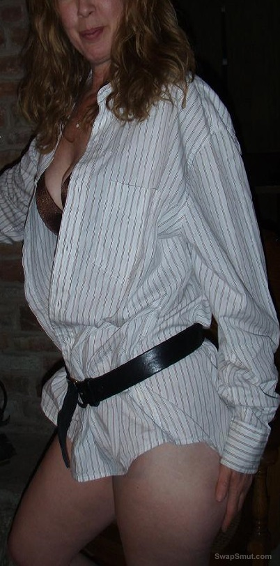 My wife loves to play strip poker in public, do you want to play