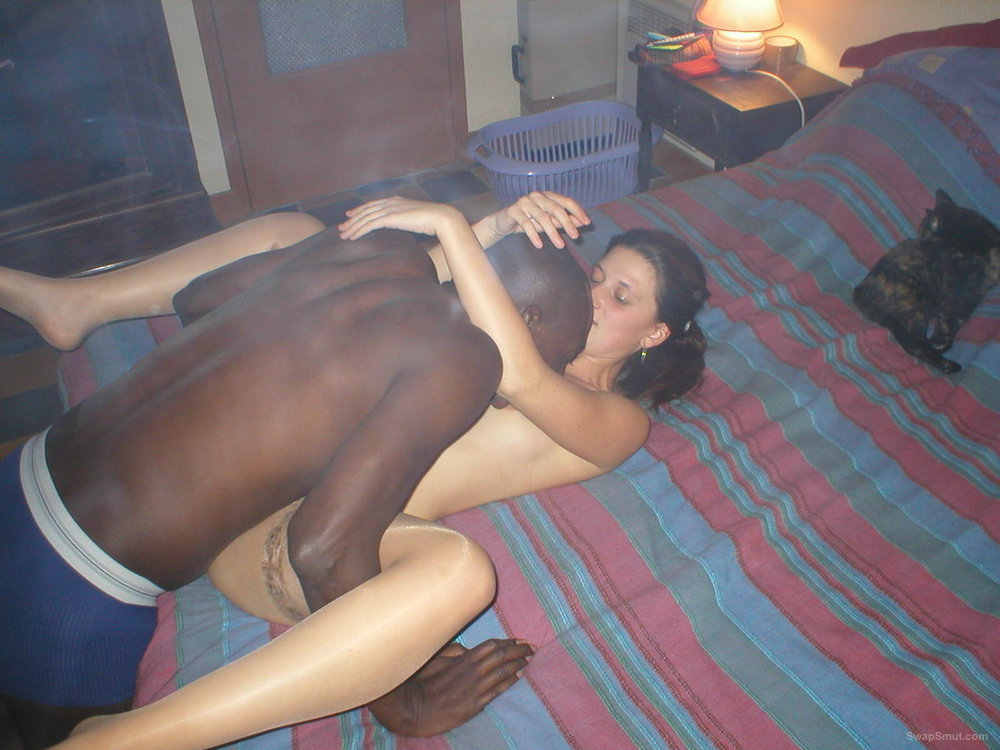Cuckold wife sex with black and white guys