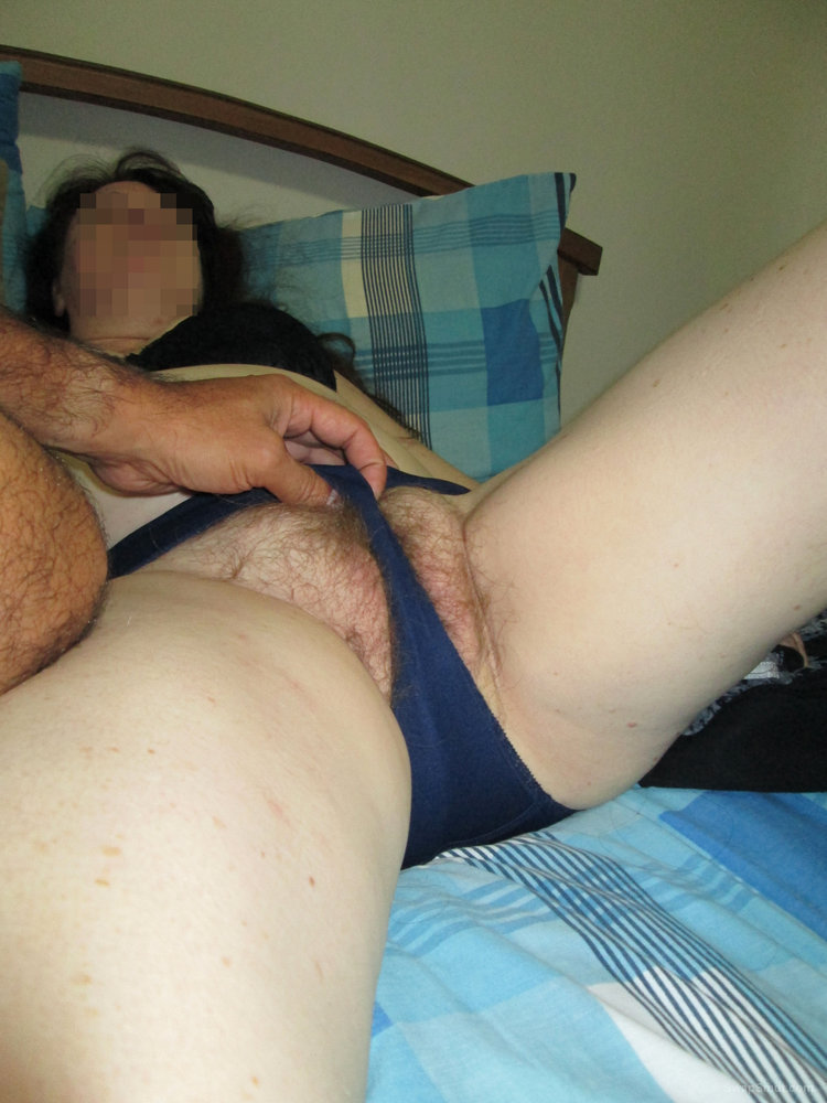 More pics of my wifes fat pussy