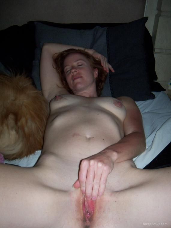 Please comment and repost redhead amateur posing naked for pics