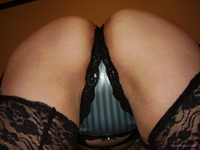 Friday afternoon surprise to come home too dressed in lingerie