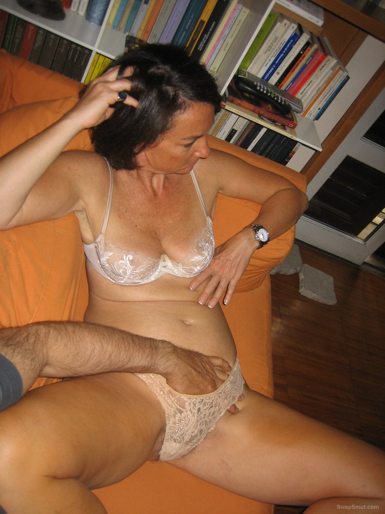 jizz pussy Covered mature