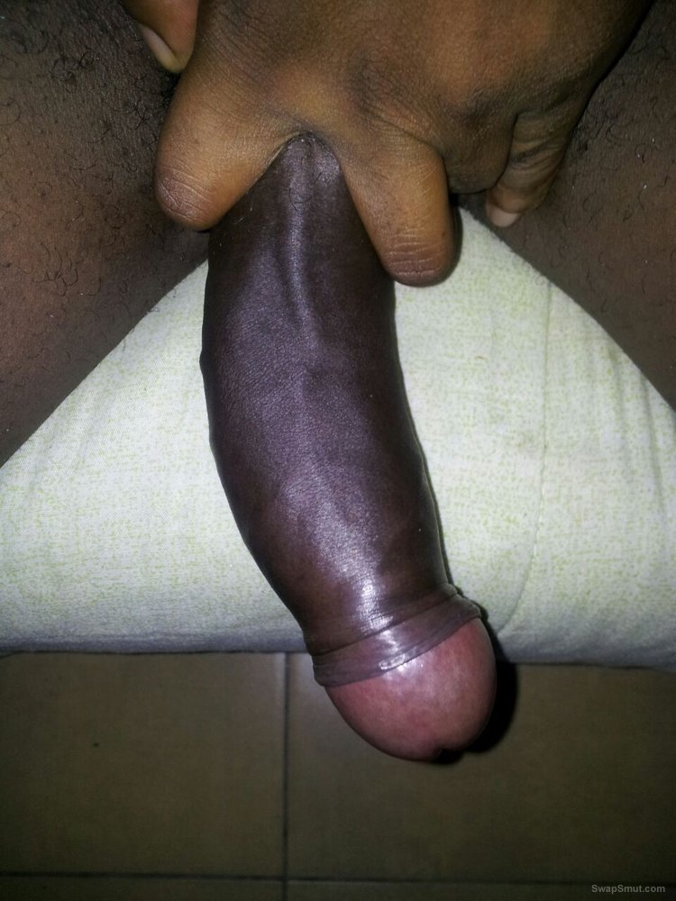 Big veiny black cock