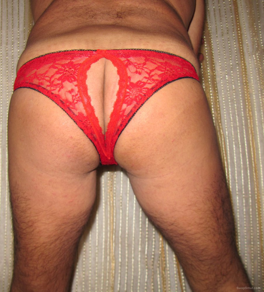 New ladies sexy pantie but I try it first
