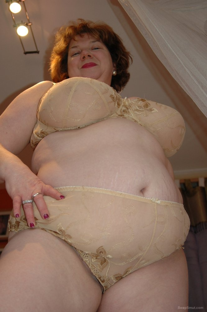In bbw panties women