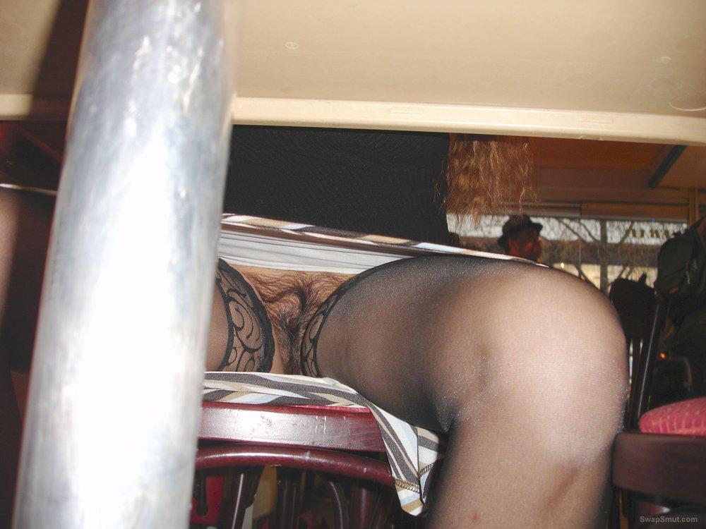 Mature slut enjoying playing with her body