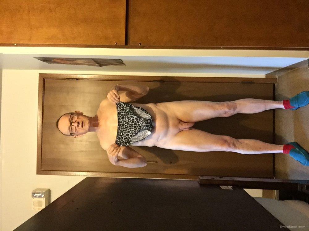 Exposed Faggot Pervert Slut Tranny Models Panties