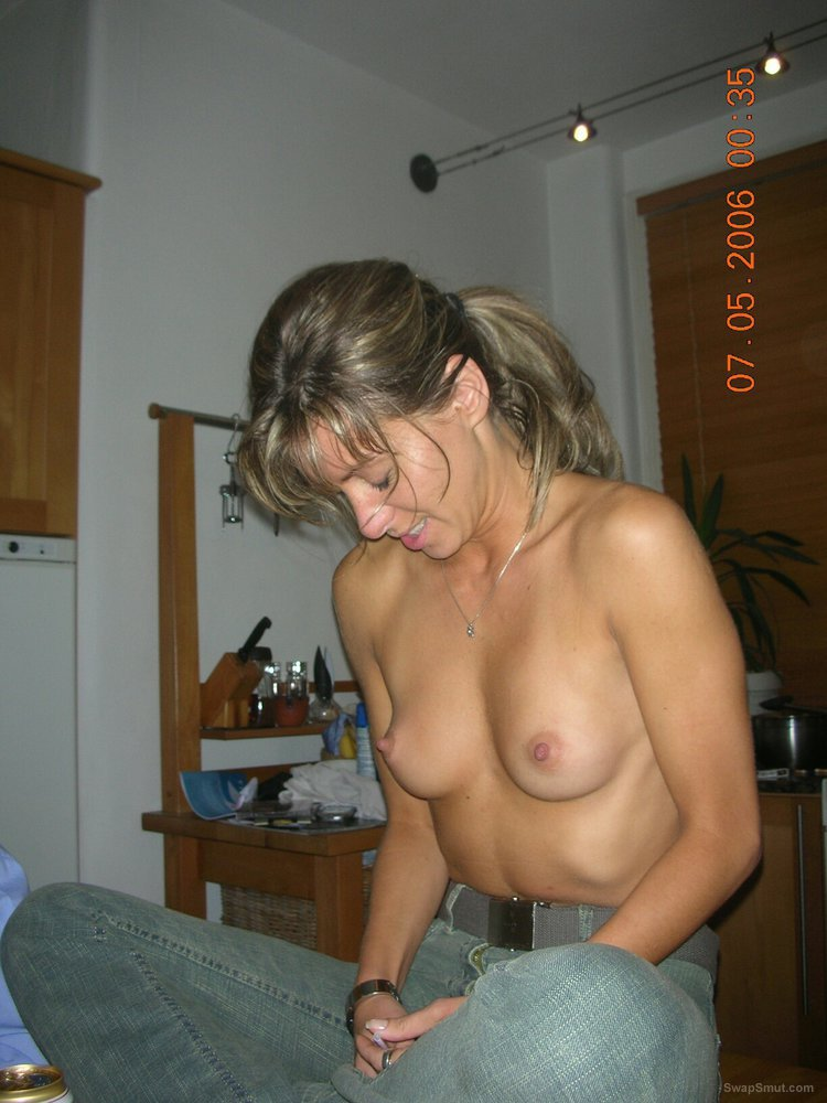 TITFAN Sperkiest tits in the world of my hot polish gymnast wife I love sharing her for real and pic