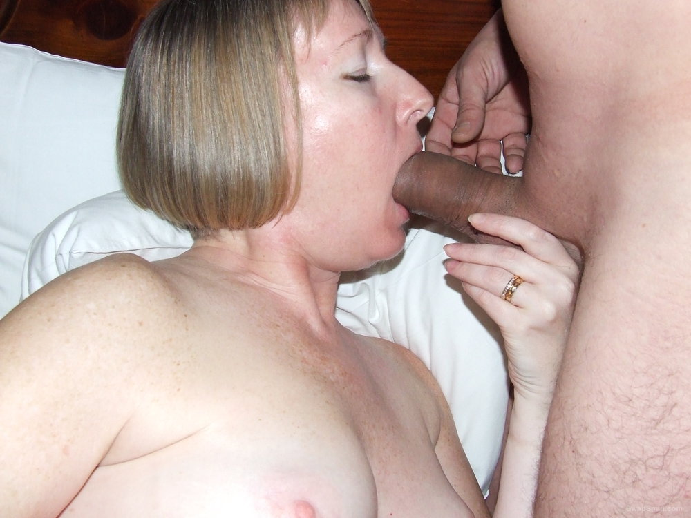 Right! Idea Cum in mouth unload wife