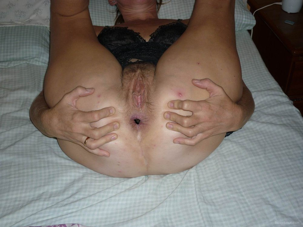 Wives Gaping asshole