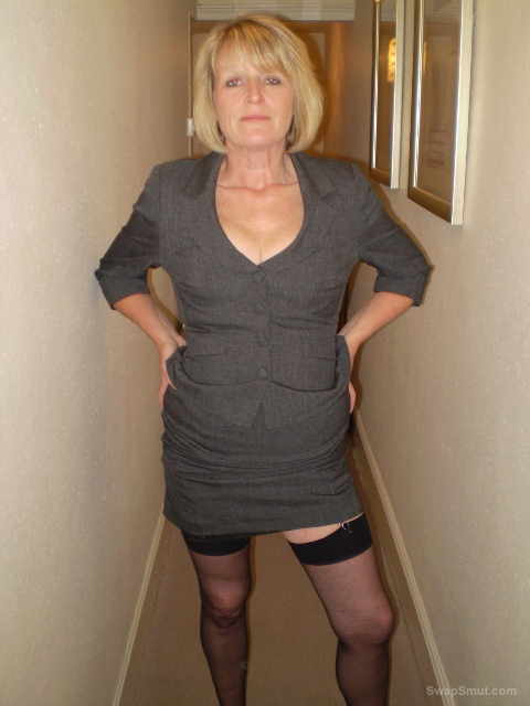 Fuckable English slut wife she is in need of cock to fulfill desires