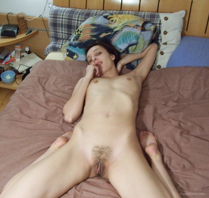 Site, with naked homemade bedroom