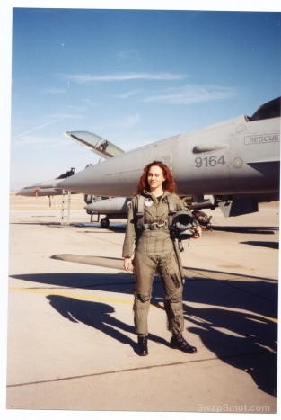 military girl #4