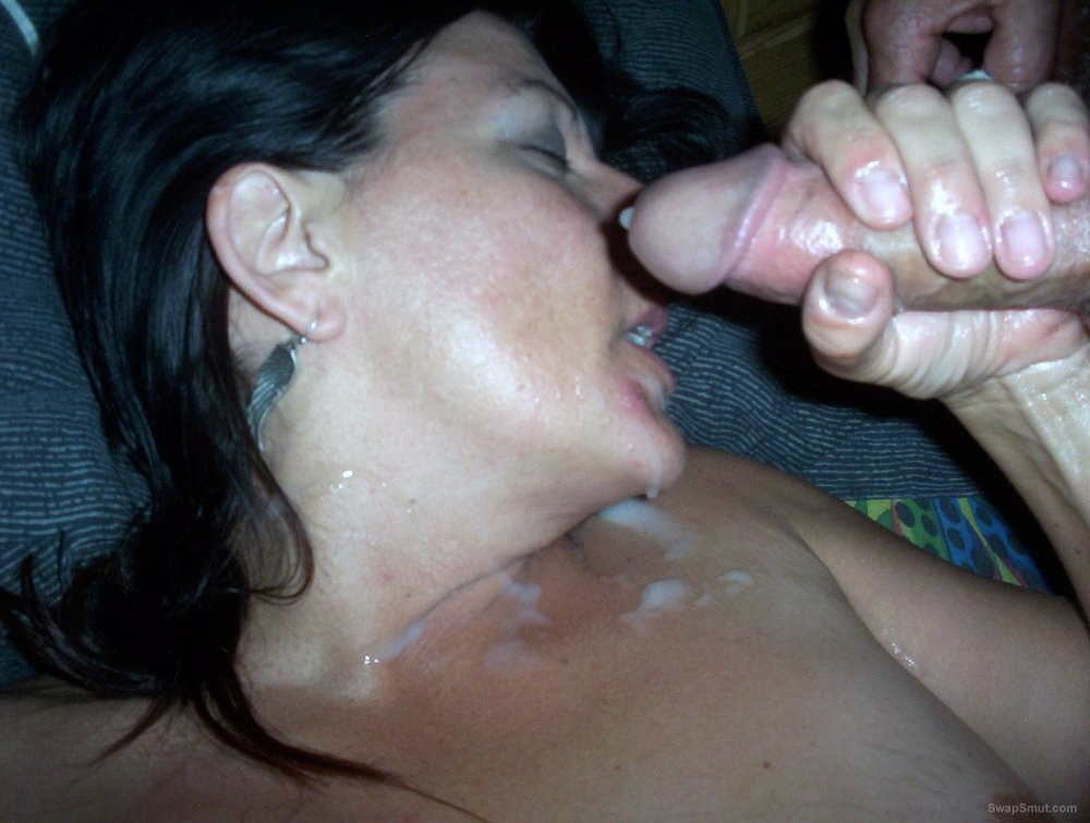 I love sucking a nice hard cock and having cum ejaculated on face