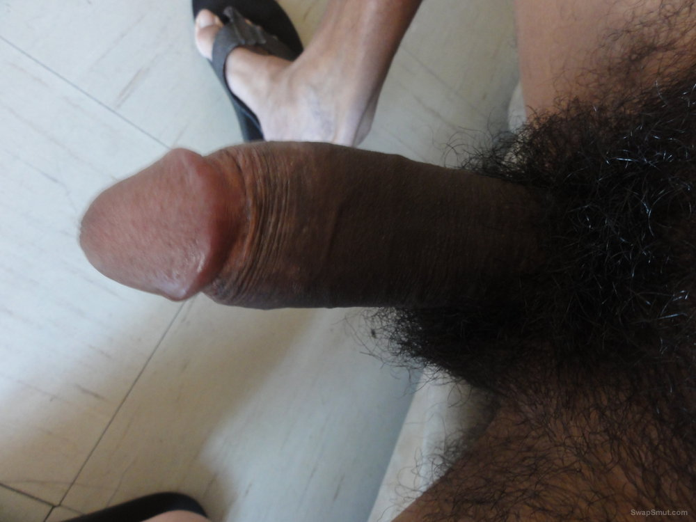 My dick balls and cum