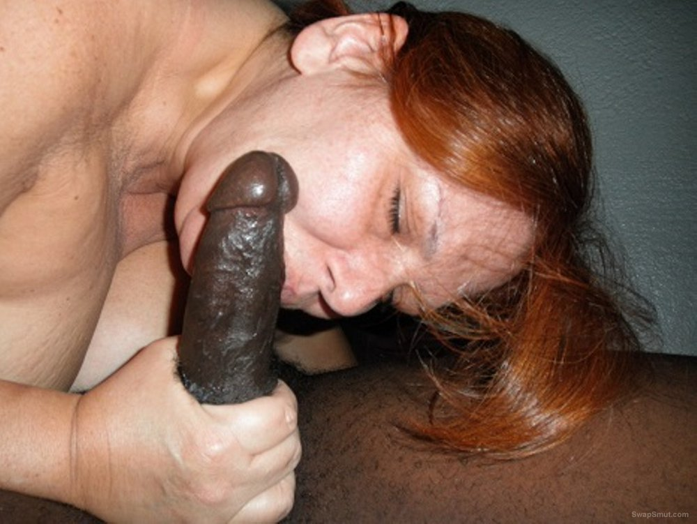 A fat slut wife that craves black cocks BBW loves BBC interracial