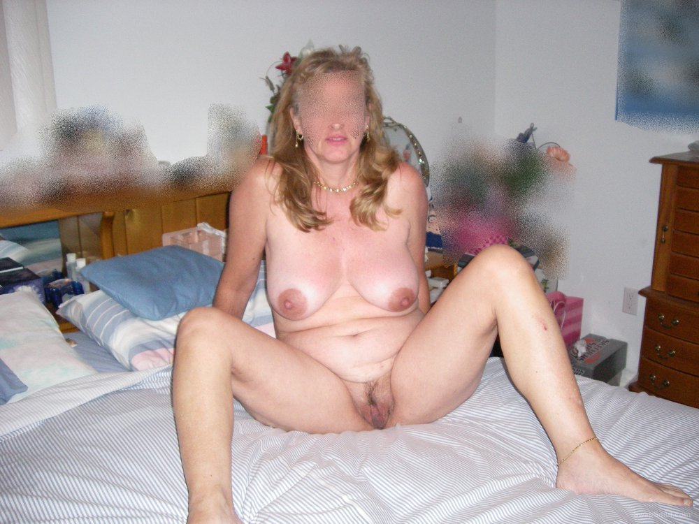 My Hot wife nude pics for you at 57yr