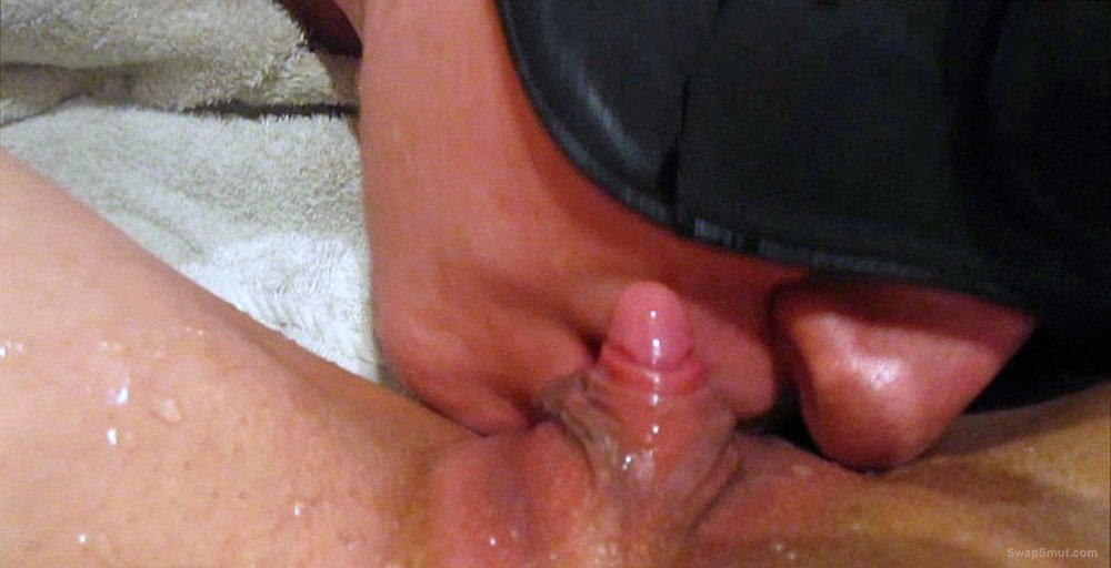 video mature woman with huge clitoris like mini penis amateur