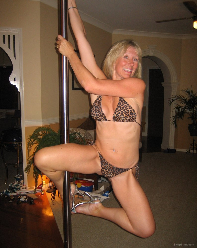 Talk. Wife pole dancing naked not know