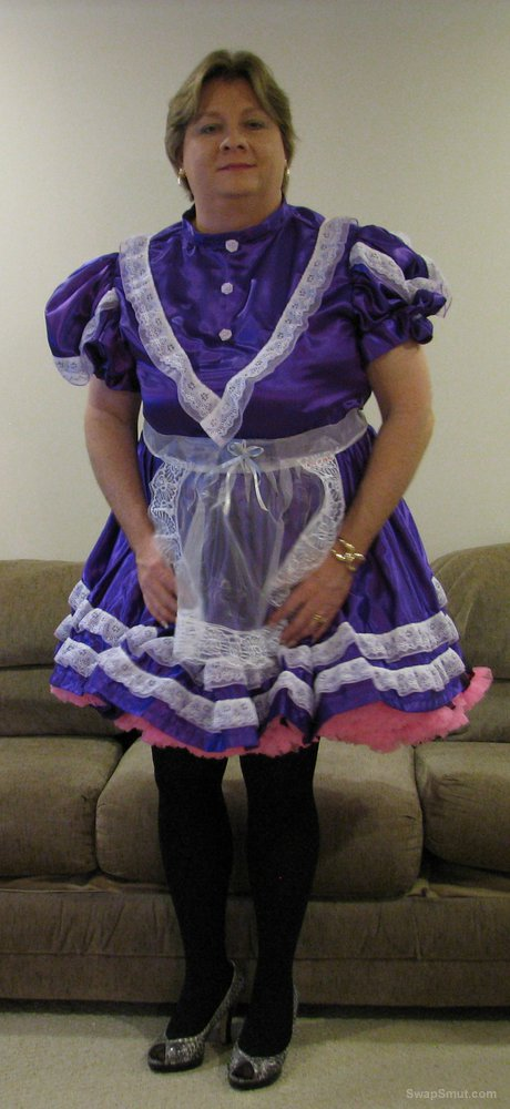 Transexual Chrisissy Sissy Maid Available to Serve