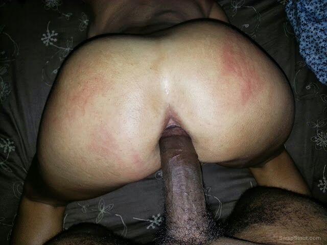 Anal Slut Lori takes BBC in her tight asshole big black cock