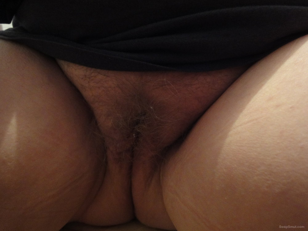Hairy Pussy Masturbating With Rabbit Vibrator