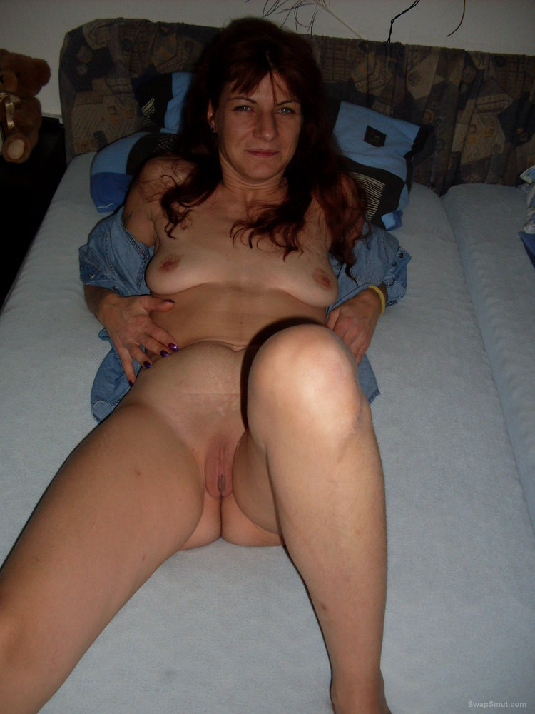 My sexy milf has always a shaved pussy