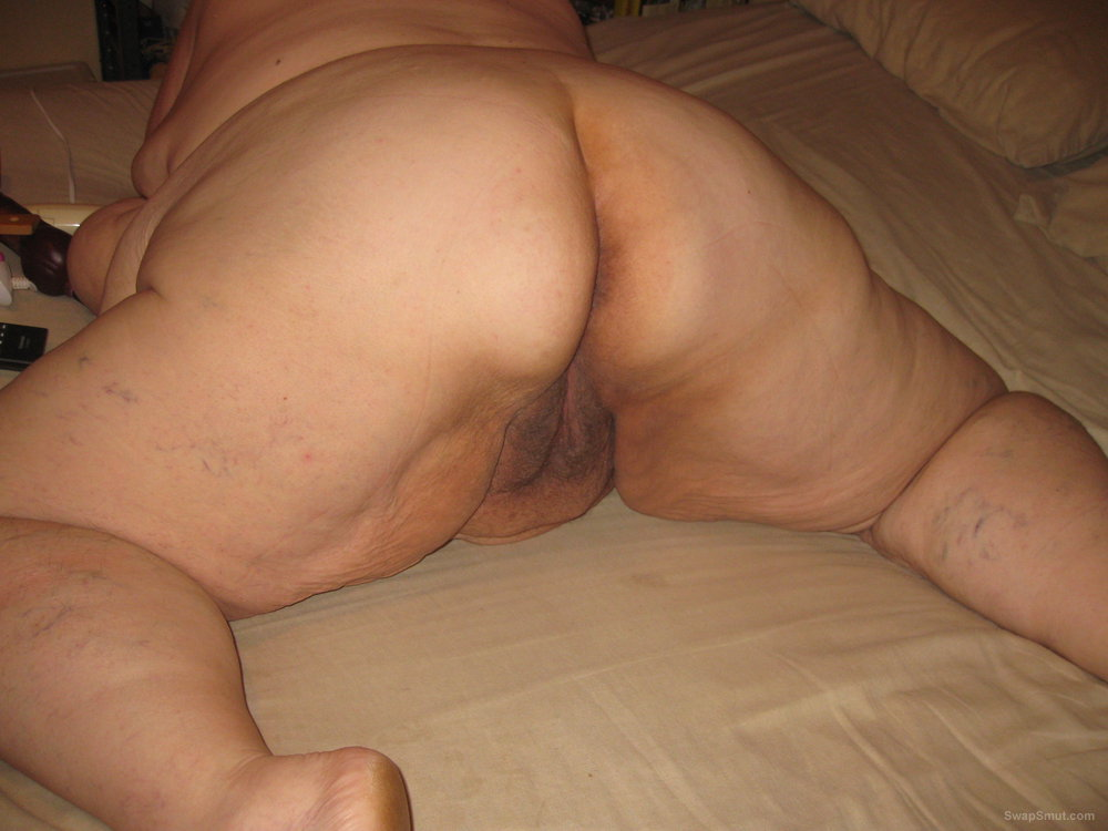 Flabby ass mature women