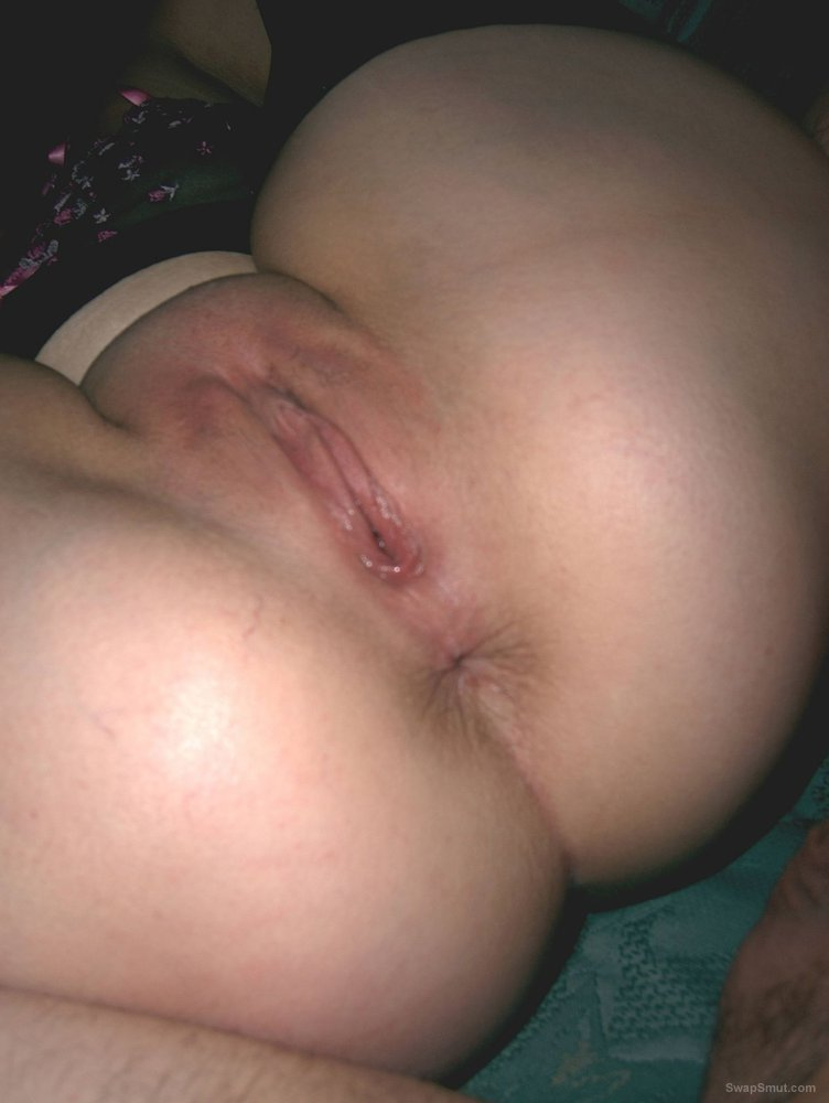 More of my wife balls deep inside her ass hole anal sex amateur pics