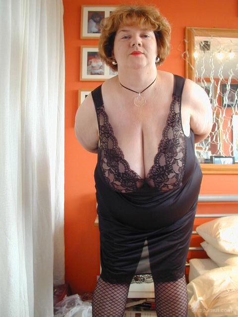 Black Slip & tights