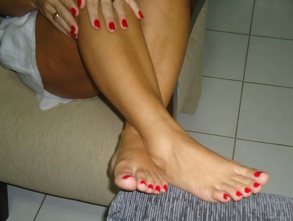 Brazil domination foot worship