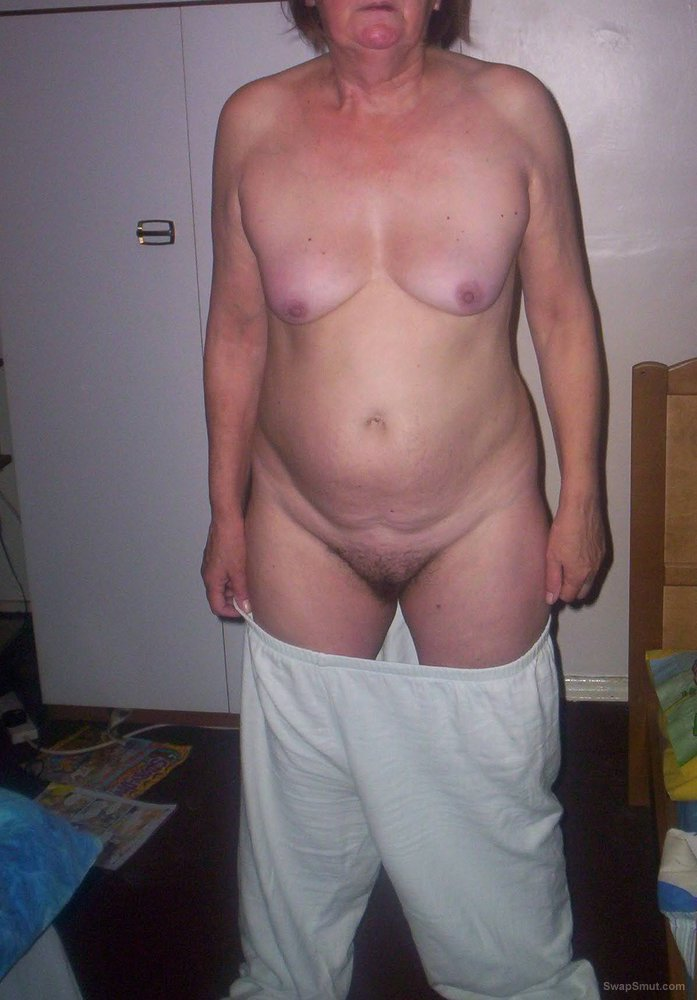 This is my wife she is 68 year old been married 44 years