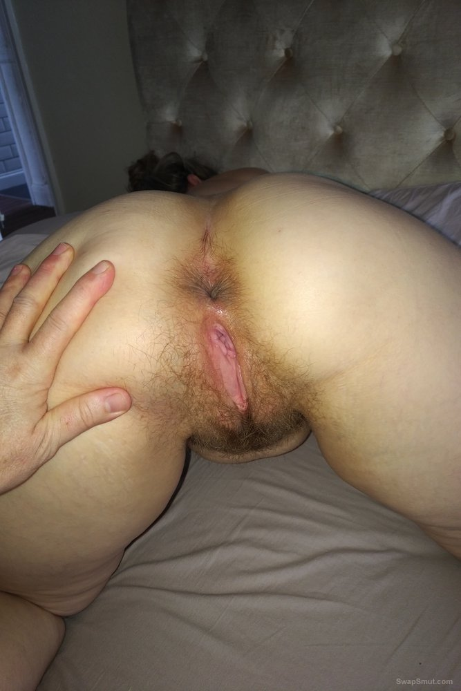 pics My hairy wife pussy