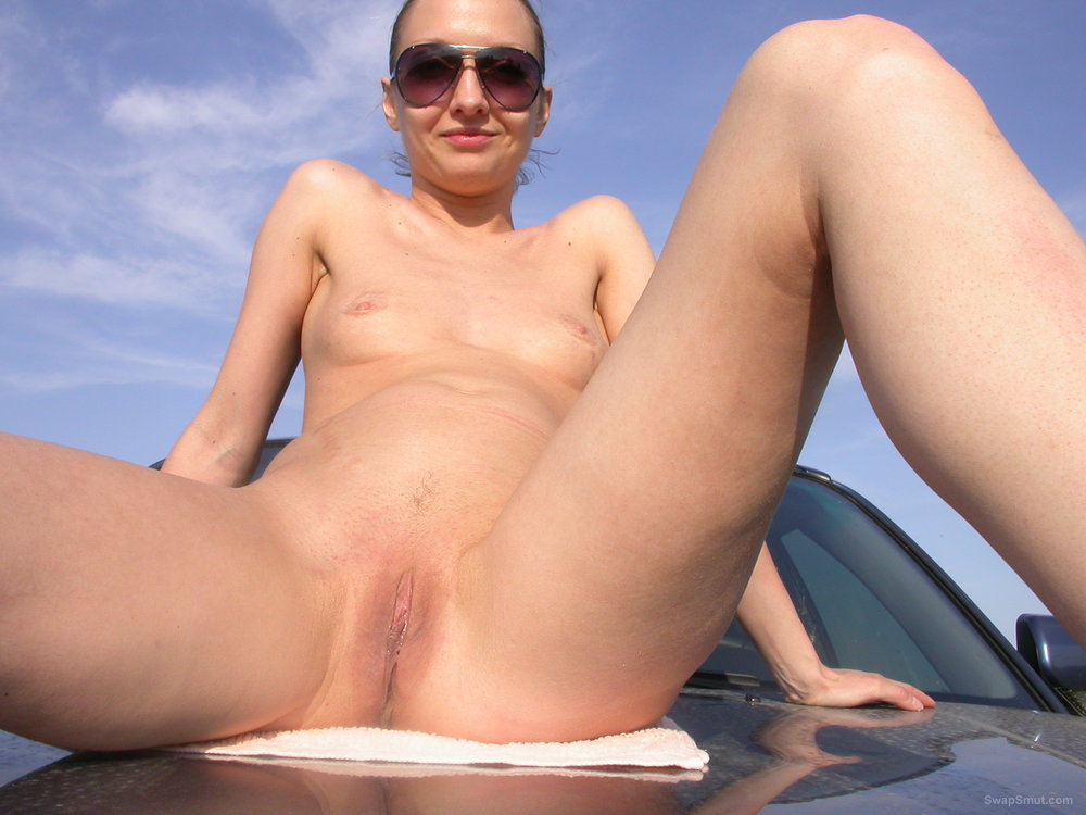 milf wife nude Blonde