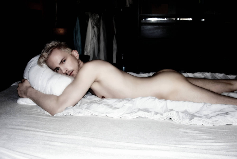 Gay Artist Alec Home Alone