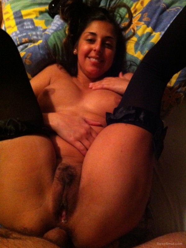 Beautiful brunette bitch shows her total sex pictures