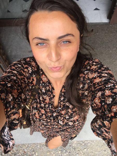 My sexy friend Martina