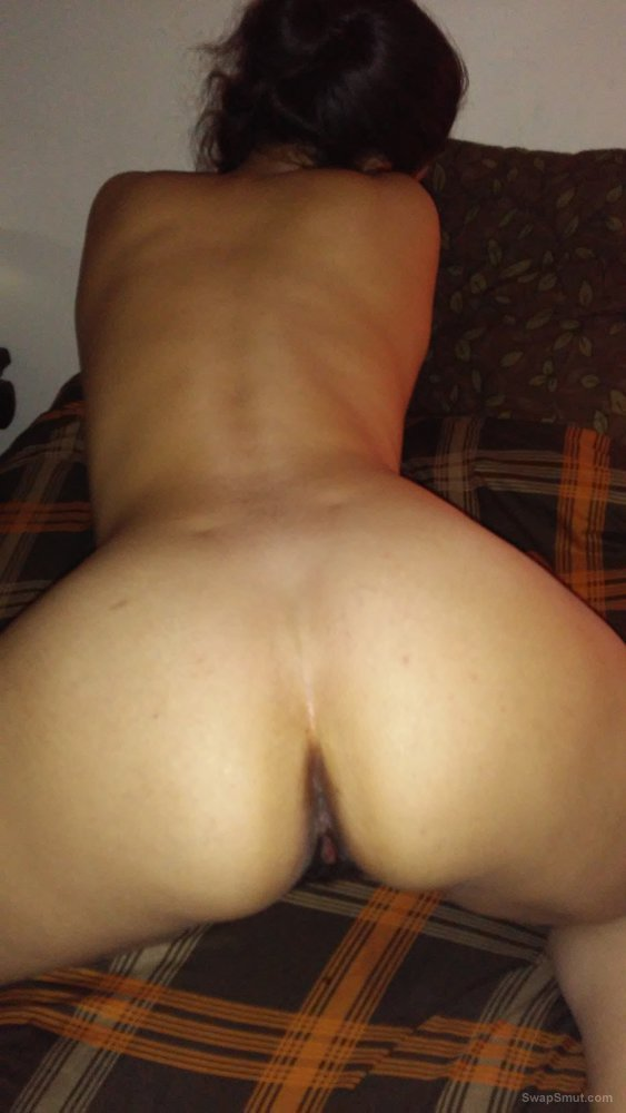 Gorgeous pussy and ass of my sexy latin wife