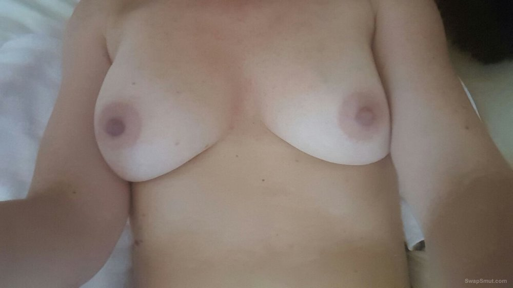 My MILF wife fucks her pussy with a sex toy