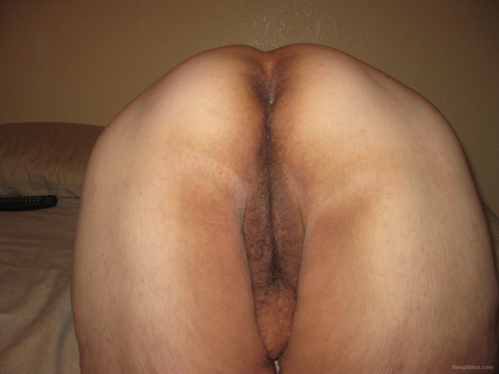 Bent over pics showing off close up bbw mature pussy and ass