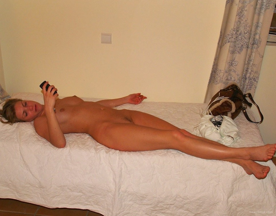 A few more of newly wed friend naked on her honey moon