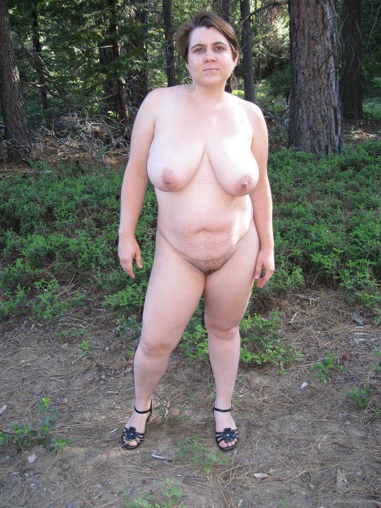 celestewoodrow in the woods