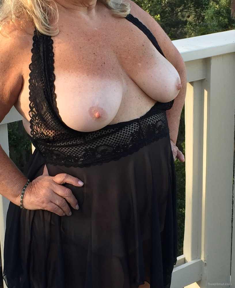 Various butt negligee tits outdoor shots for upload
