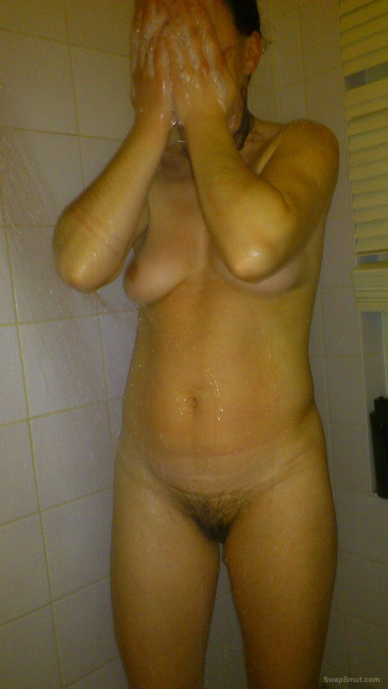 This is my wife they are her first amateur sexy photos let us know